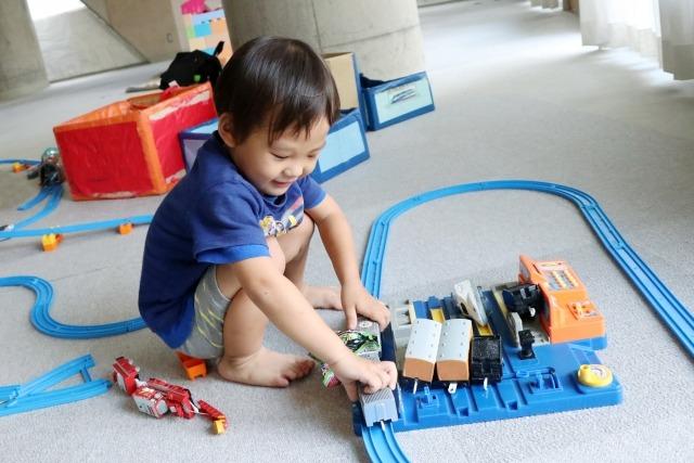 車・電車乗り物系おもちゃ
