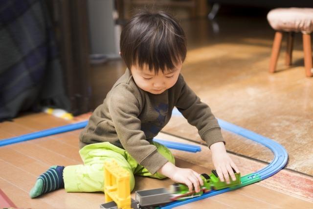 2歳男の子 乗り物系