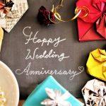 結婚1年目の紙婚式